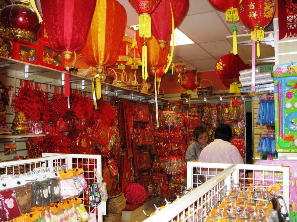 China Town i Kuala Lumpur