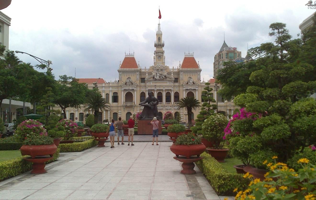 Saigon (Ho Chi Minh City)