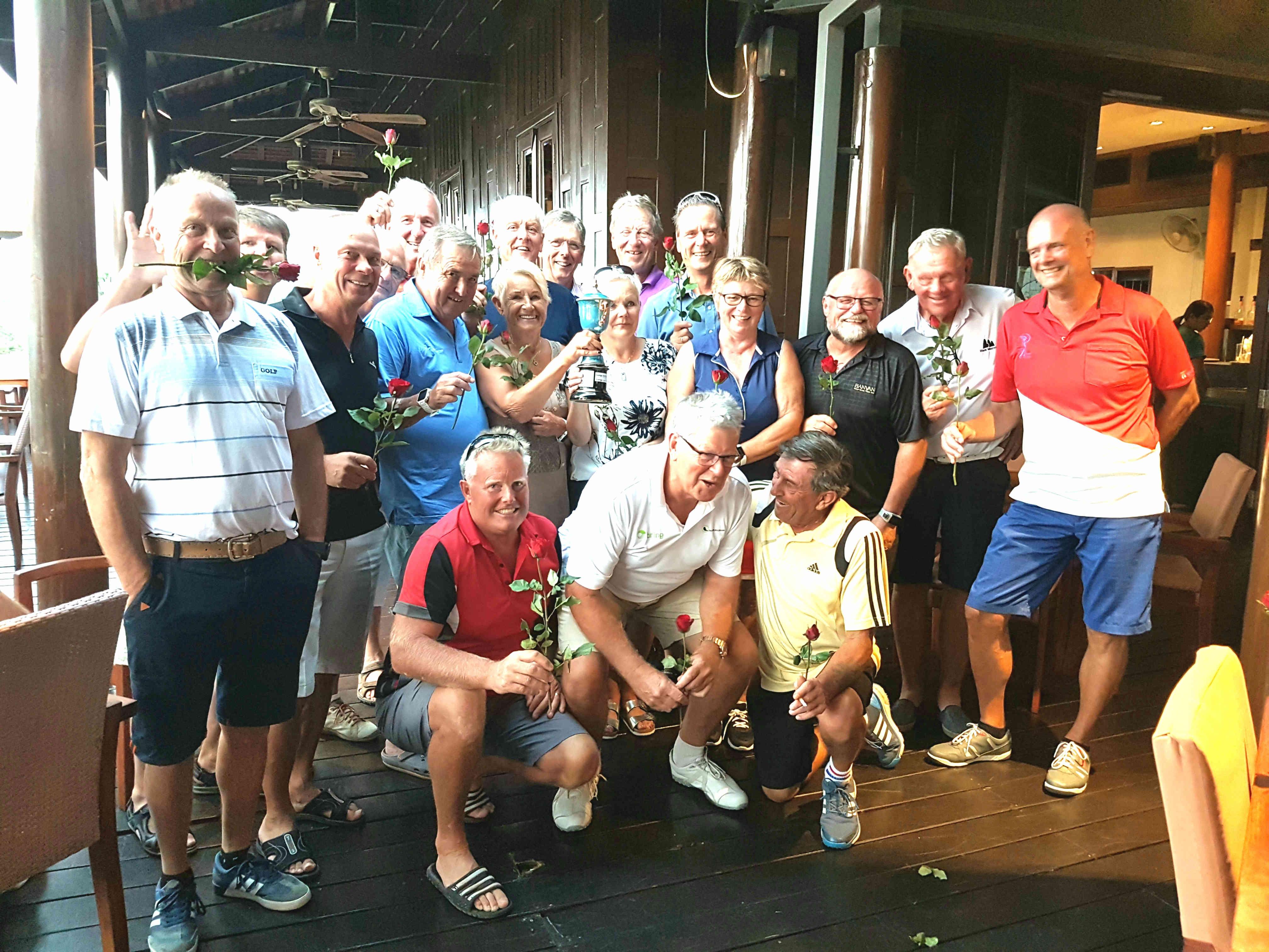 Golf: Norsk seger 2018-02-06