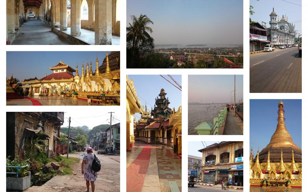 Reserapport Myanmar mars 2019