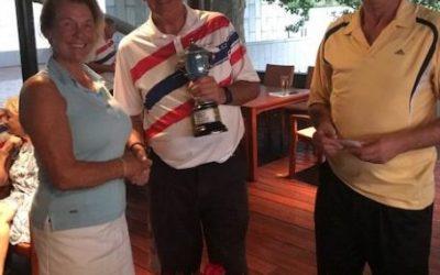 Golflandskampen mot Norge avgjord